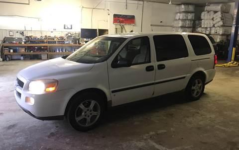 2007 Chevrolet Uplander for sale at Auto Starts & Accessories in Battle Creek MI