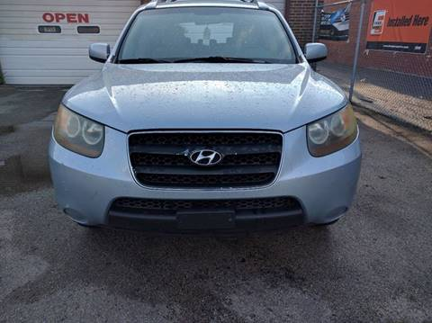 2007 Hyundai Santa Fe for sale in Chicago, IL