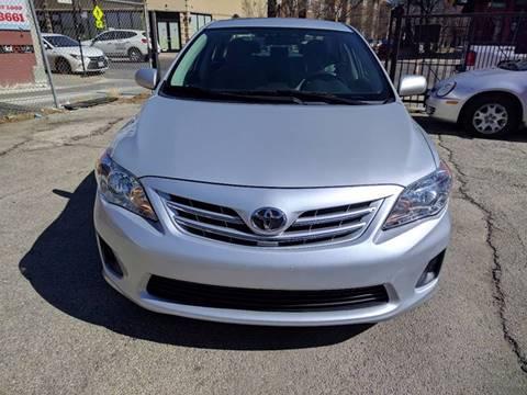 2013 Toyota Corolla for sale in Chicago, IL