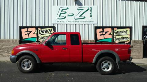2002 Ford Ranger for sale in La Salle, CO