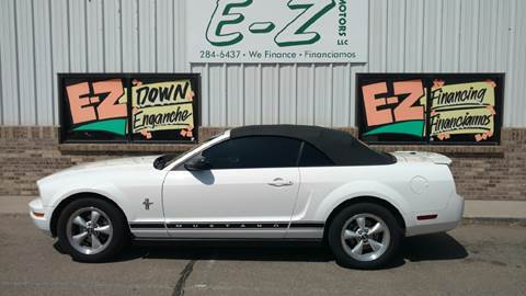 2007 Ford Mustang for sale in La Salle, CO
