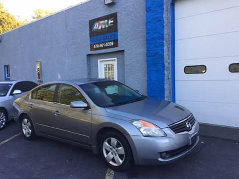 2007 Nissan Altima for sale in Scranton, PA