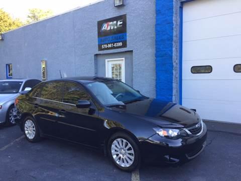 2008 Subaru Impreza for sale in Scranton, PA