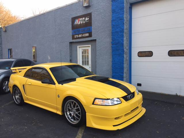 1999 Ford Mustang Gt 2dr Fastback In Scranton Pa Ame Auto