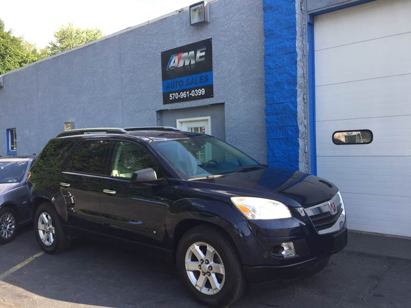 2008 Saturn Outlook AWD XE 4dr SUV In Scranton PA - AME Auto