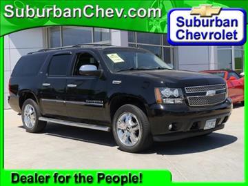 2009 Chevrolet Suburban for sale in Eden Prairie, MN