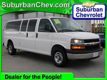 2016 Chevrolet Express Passenger for sale in Eden Prairie, MN