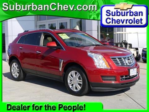 2014 Cadillac SRX for sale in Eden Prairie, MN