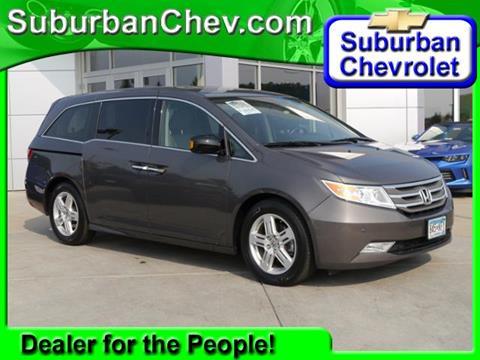 2013 Honda Odyssey for sale in Eden Prairie, MN