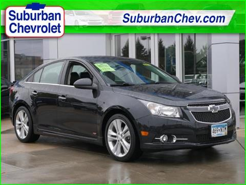 2014 Chevrolet Cruze for sale in Eden Prairie, MN