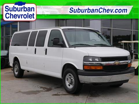 2016 Chevrolet Express Passenger for sale in Eden Prairie, MN