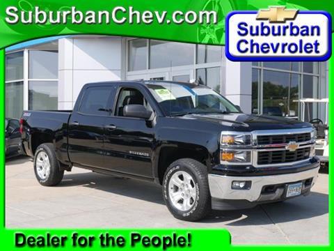 2014 Chevrolet Silverado 1500 for sale in Eden Prairie, MN