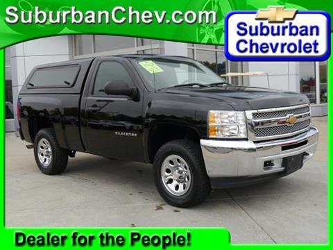2013 Chevrolet Silverado 1500 for sale in Eden Prairie, MN