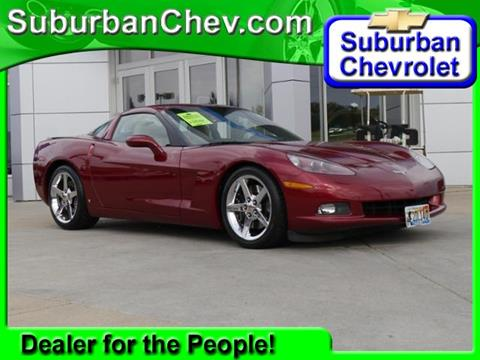 2007 Chevrolet Corvette for sale in Eden Prairie, MN