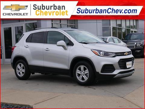 2019 Chevrolet Trax for sale in Eden Prairie, MN