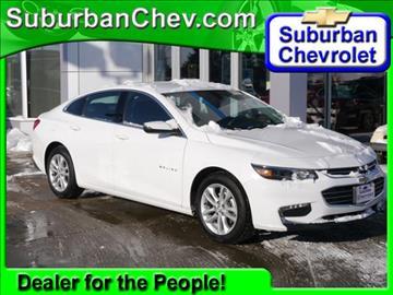 2016 Chevrolet Malibu for sale in Eden Prairie, MN