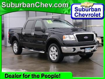 2007 Ford F-150 for sale in Eden Prairie, MN