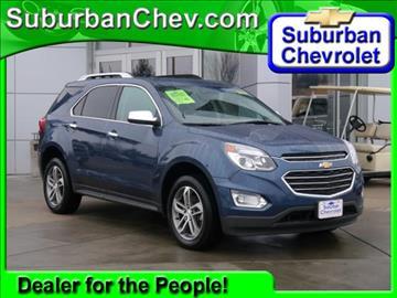 2016 Chevrolet Equinox for sale in Eden Prairie, MN