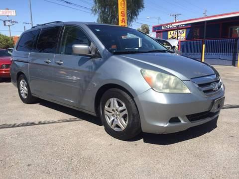2005 Honda Odyssey for sale in Las Vegas, NV
