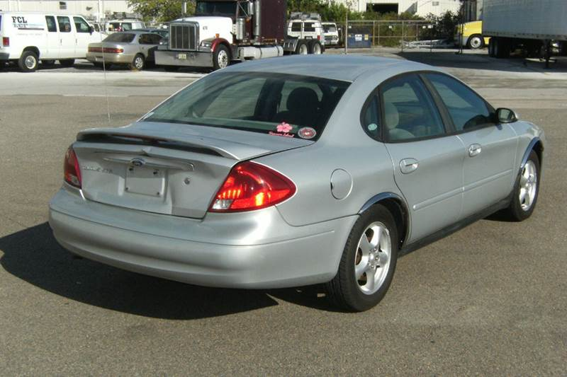 2003 ford taurus ses 4dr sedan in largo fl cars for you contact publicscrutiny Image collections