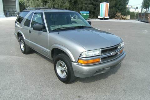 2005 Chevrolet Blazer For Sale Carsforsale