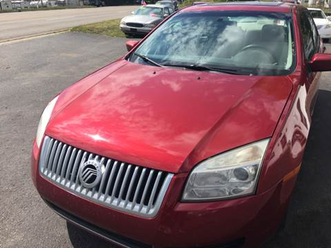 2007 Mercury Milan for sale at ARG Auto Sales in Jackson MI