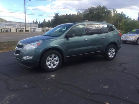 2009 Chevrolet Traverse for sale in Jackson, MI