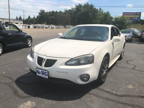 2007 Pontiac Grand Prix for sale at ARG Auto Sales in Jackson MI