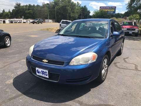 2006 Chevrolet Impala for sale at ARG Auto Sales in Jackson MI