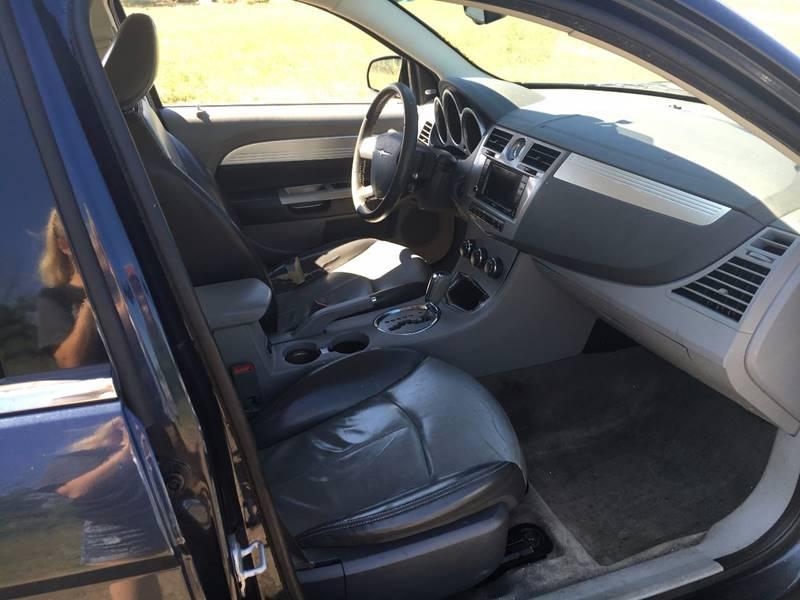 2008 Chrysler Sebring Touring 4dr Sedan - Jackson MI