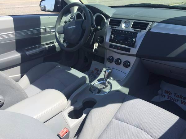 2008 Chrysler Sebring Touring 2dr Convertible - Jackson MI