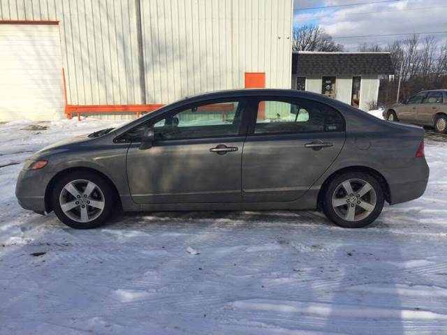 2006 Honda Civic EX 4dr Sedan w/Automatic - Jackson MI
