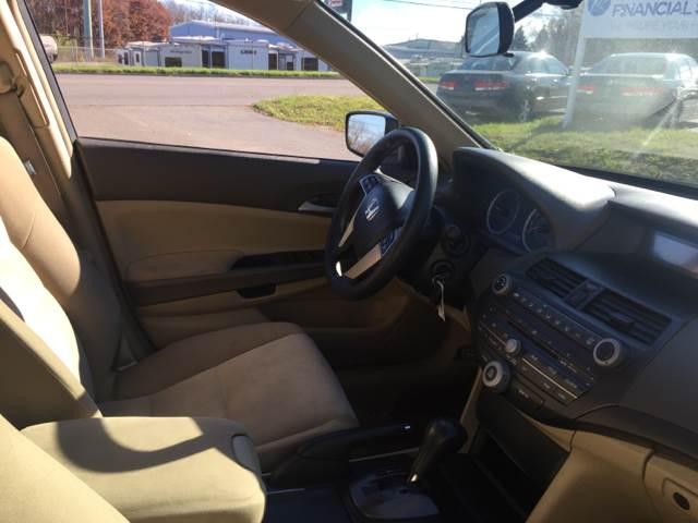 2009 Honda Accord LX-P 4dr Sedan 5A - Jackson MI