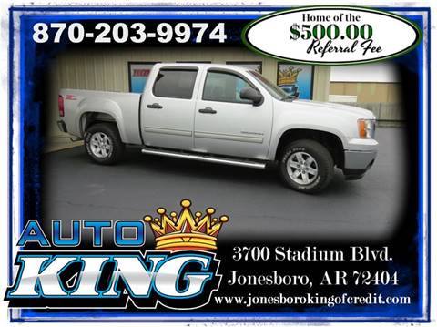 2012 GMC Sierra 1500 for sale in Jonesboro, AR