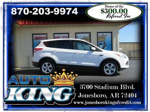 2014 Ford Escape for sale in Jonesboro, AR