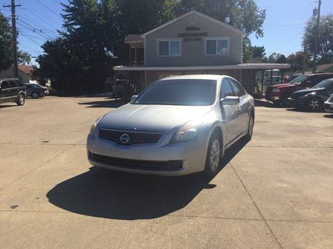 2009 Nissan Altima for sale in Owensboro, KY