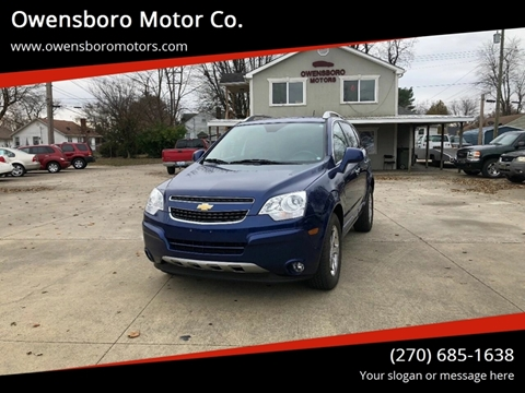 Owensboro Motor Co Used Cars Owensboro Ky Dealer