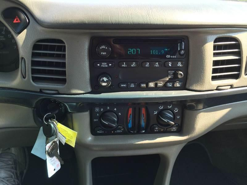 2003 Chevrolet Impala LS 4dr Sedan - Owensboro KY