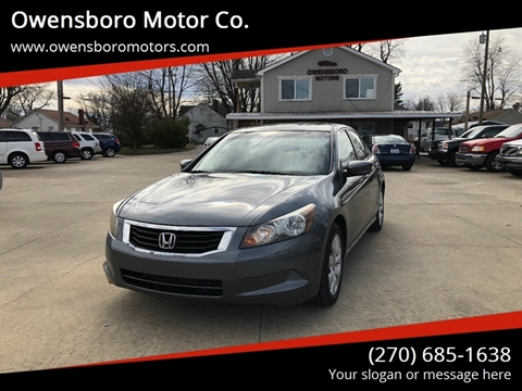 2010 Honda Accord for sale in Owensboro, KY