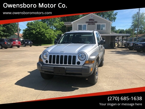 2005 Jeep Liberty for sale in Owensboro, KY