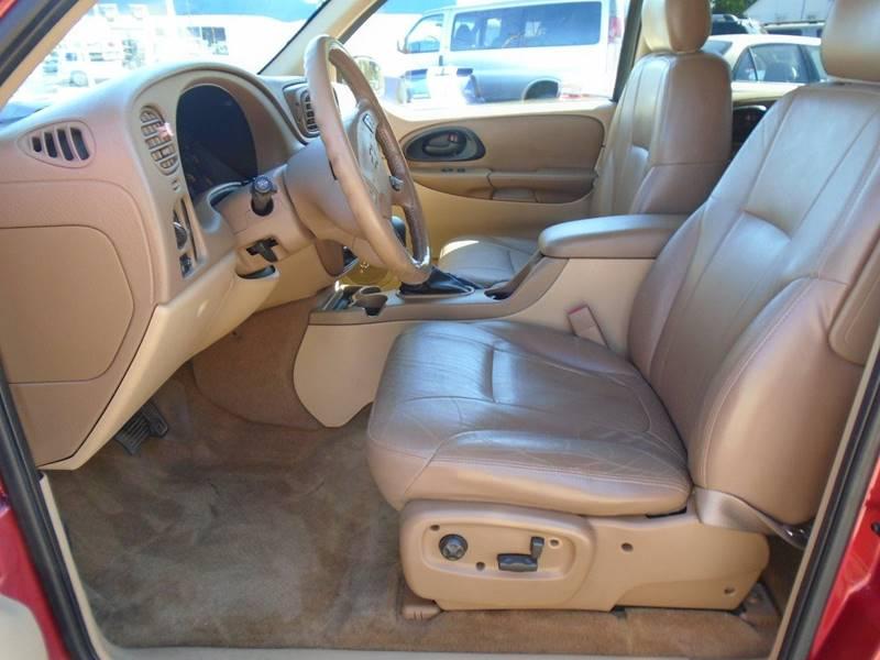 2002 Chevrolet TrailBlazer LT 4WD 4dr SUV - Owensboro KY