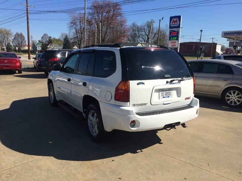 2005 GMC Envoy SLE 4WD 4dr SUV - Owensboro KY