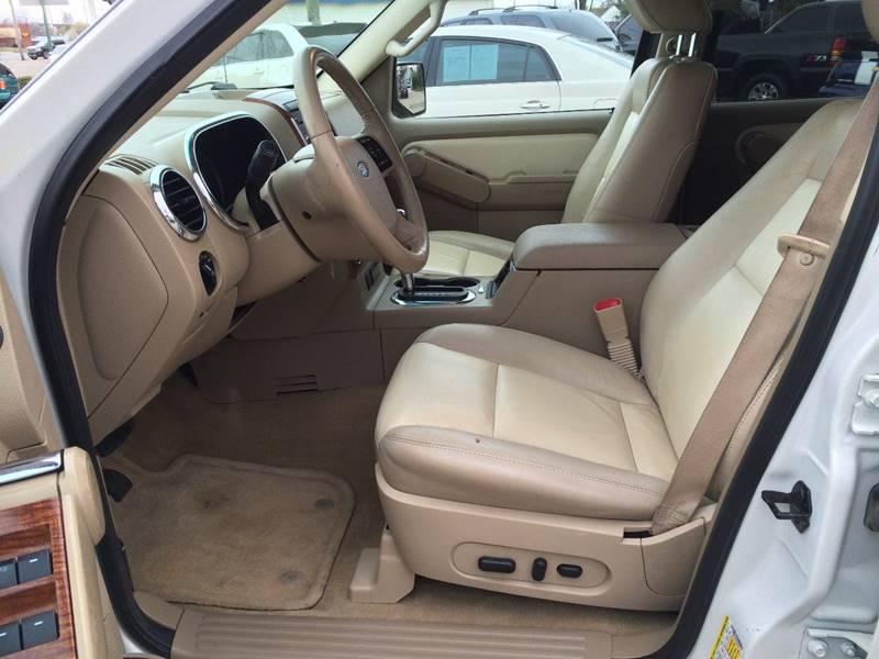 2010 Ford Explorer 4x4 Eddie Bauer 4dr SUV - Owensboro KY