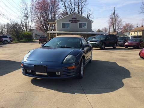 2002 Mitsubishi Eclipse Spyder for sale in Owensboro, KY
