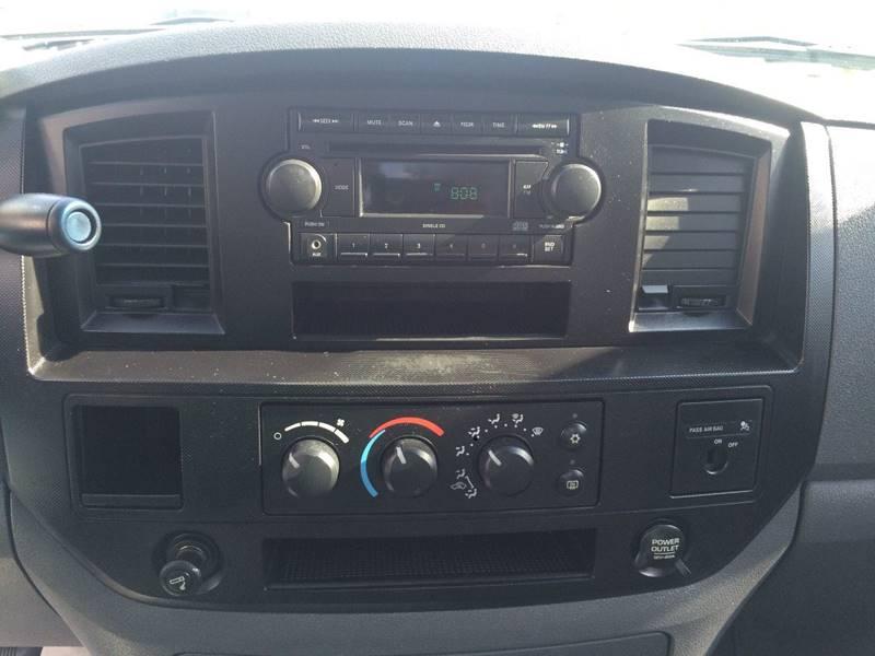 2007 Dodge Ram Pickup 1500 ST 2dr Regular Cab SB - Owensboro KY