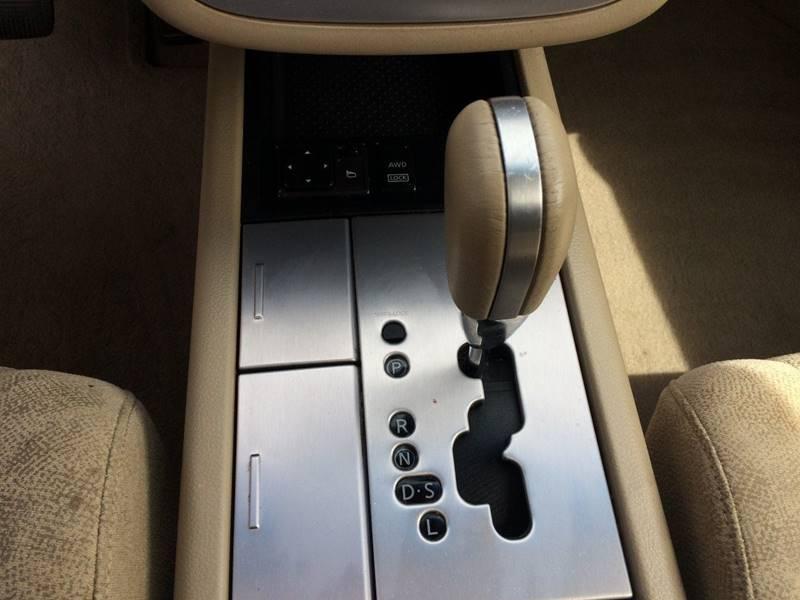 2007 Nissan Murano AWD S 4dr SUV - Owensboro KY