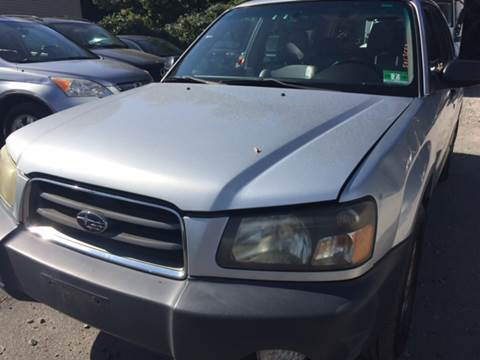 2003 Subaru Forester for sale in Little Ferry, NJ