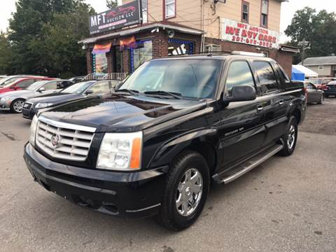 2003 Cadillac Escalade EXT for sale in Little Ferry, NJ