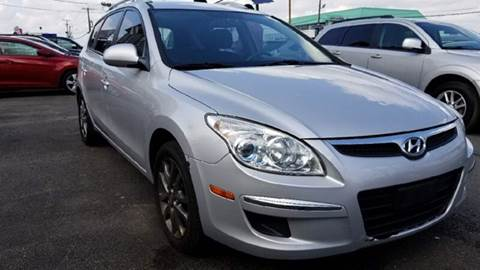 2012 Hyundai Elantra Touring for sale in Little Ferry, NJ