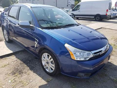 2008 Ford Focus for sale in Little Ferry, NJ